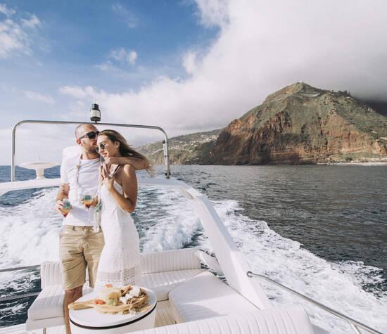 Macraloha Tropical Events   Casamento num iate