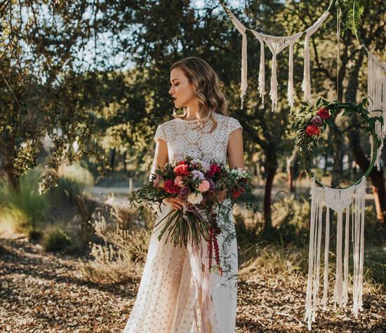 Marrakesh inspired wedding