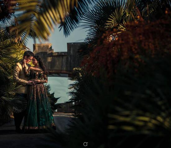 Forte da Cruz - Casamento Indiano
