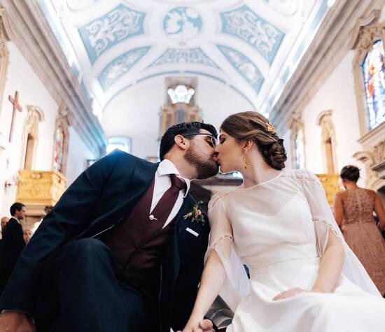 João de Medeiros - Cerimónia de casamento