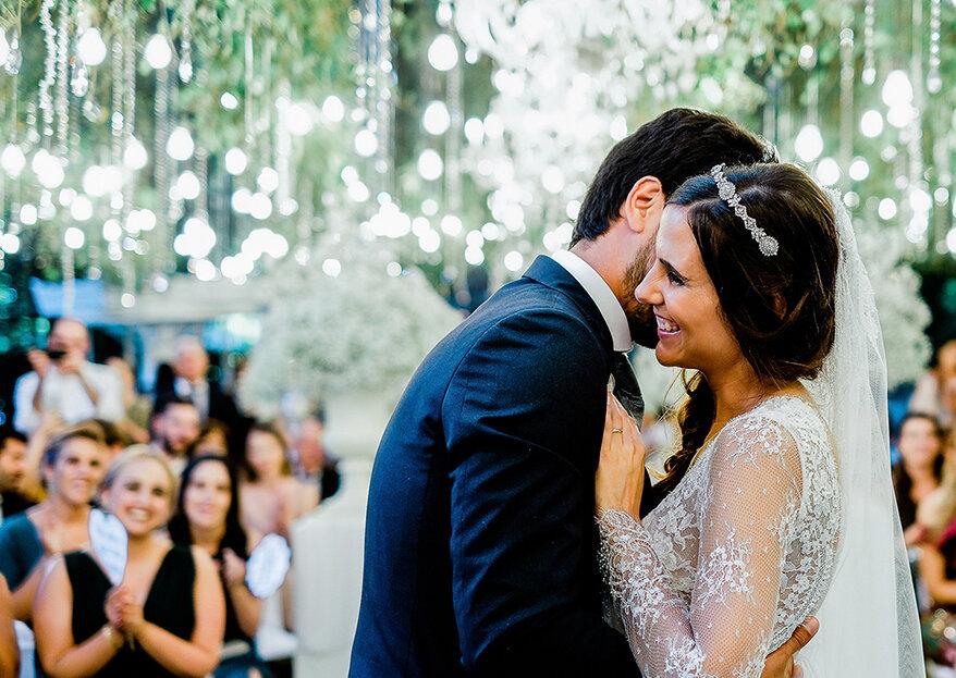 Rebeca & Filipe: uma história destinada a um final feliz. «Podemos casar outra vez?»