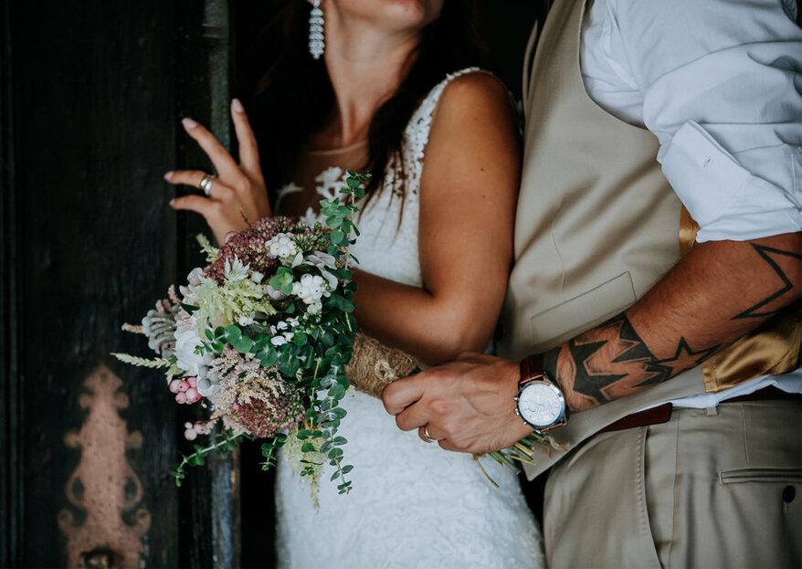 10 formas de surpreender a sua cara-metade antes de chegar ao altar