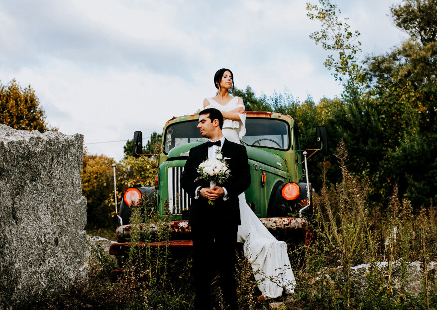 10 dicas para organizar um casamento no campo