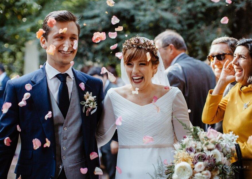 Gastos numa boda: quem paga o quê