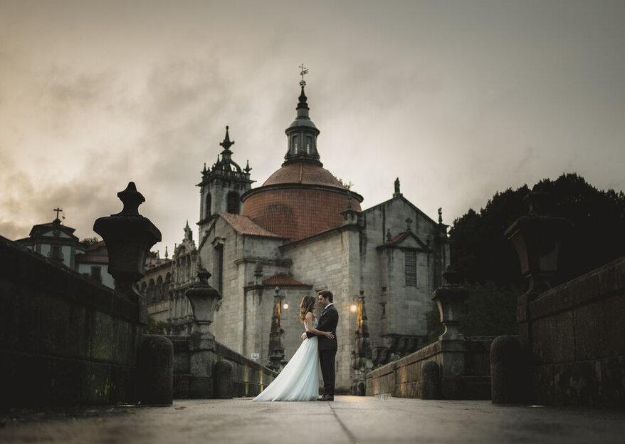 Os espaços de casamento que conquistarão o seu coração em 3, 2, 1...