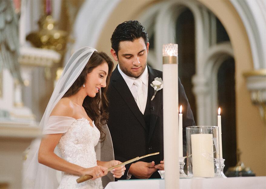 Cerimónias de luz: uma das mais simbólicas cerimónias de casamento