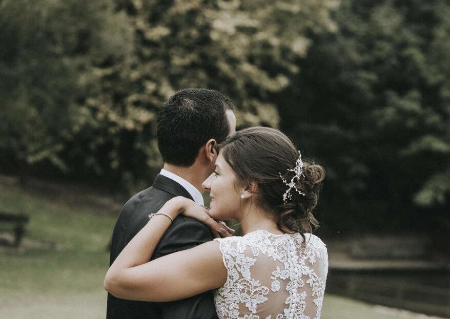 Fotografias de casamento com sentimento: porque as imagens falam por si