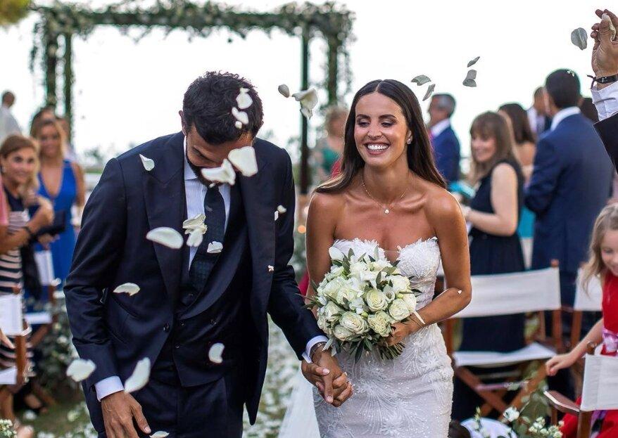 Catarina Gouveia já é uma mulher casada!