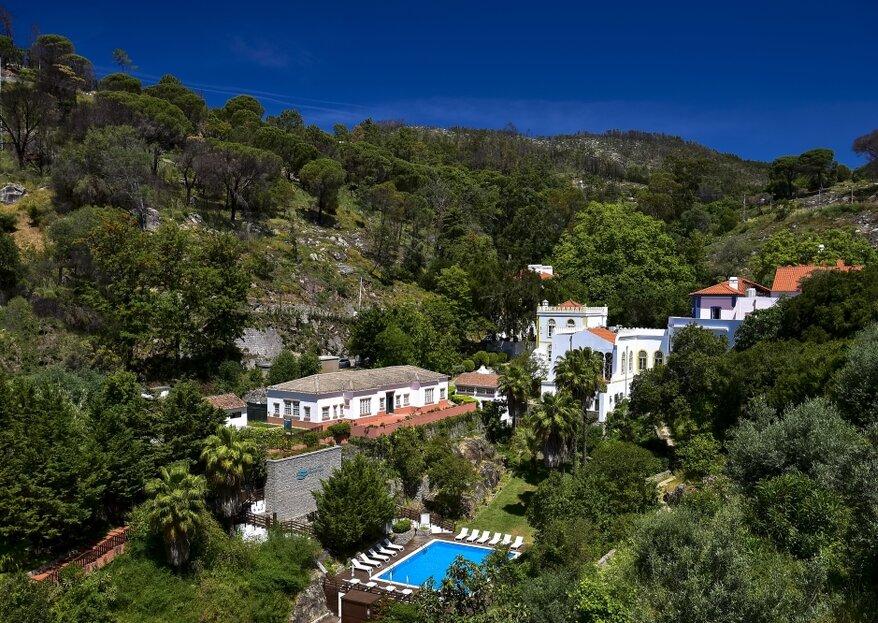 Villa Termal Caldas de Monchique SPA Resort: o charme de um espaço rodeado de natureza e com um serviço de topo