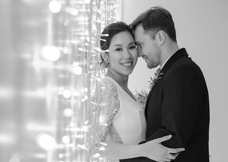 """Mónica & Tyler: o """"doce"""" sabor de uma união organizada com toques de fada e muito amor"""