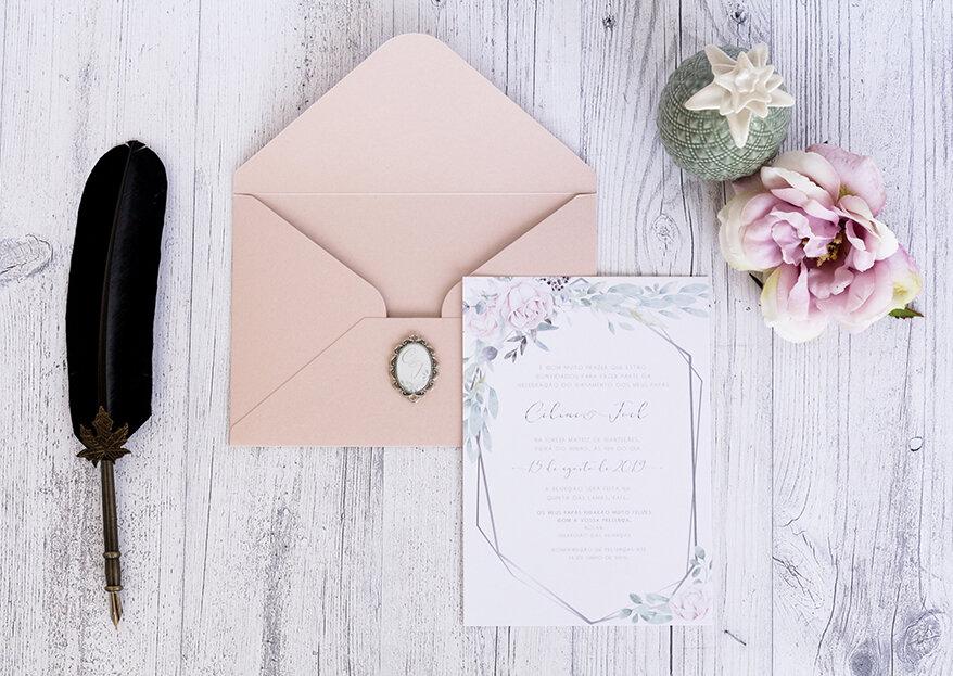 Os convites ideais para o seu casamento: personalize-os de acordo com o seu estilo