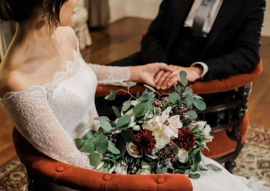 Conselhos para escolher o melhor #hashtag do seu casamento