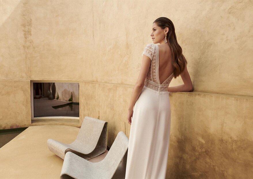 Vestidus: o vestido de noiva que dará que falar no seu dia de casamento!