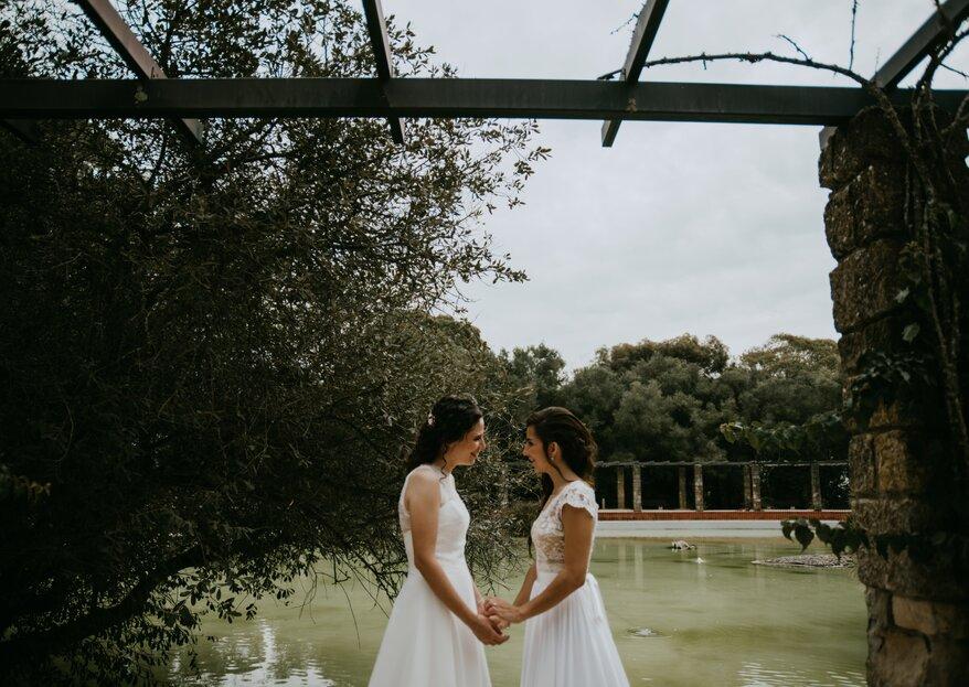 Beatriz & Lúcia - a simplicidade como prova de amor!
