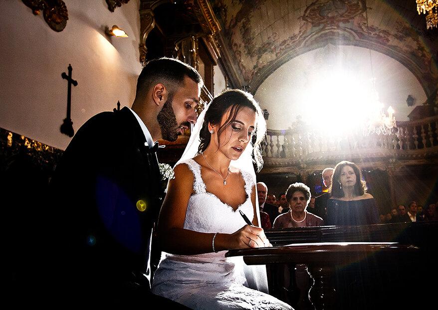 Padrinhos de casamento - figuras essenciais num casamento