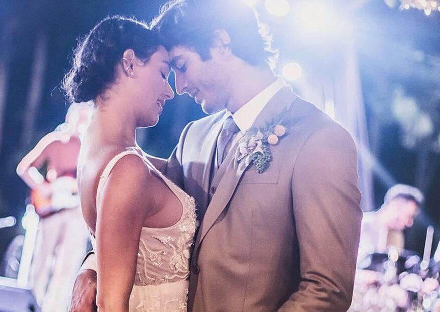 Isis Valverde & André Resende: tudo sobre o casamento luxuoso no Rio de Janeiro