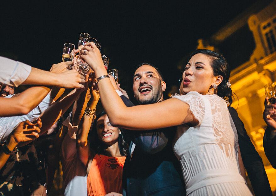 8 ideias para continuar a festa depois do casamento