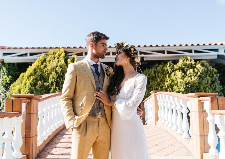 Um casamento no Alambique de Ouro: embarque numa viagem inspiradora!
