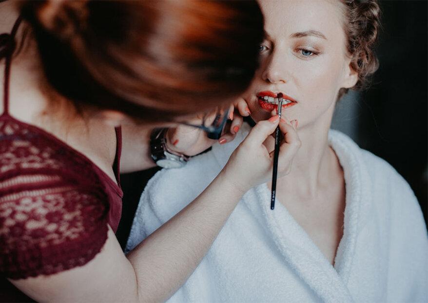 Batons para noiva: dê cor ao seu look!