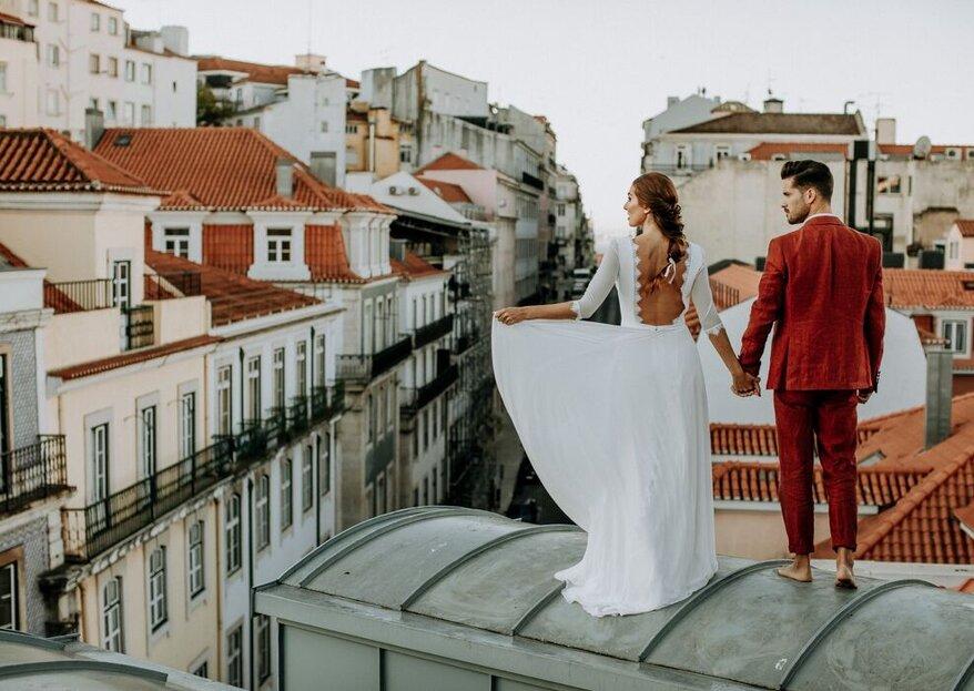 A prova de que os contos de fadas podem ser reais: as fotografias mais apaixonadas!