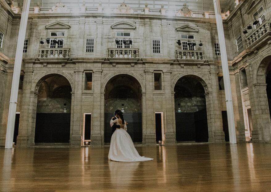 Luxo & Glamour: as máximas para um casamento clássico de sucesso. Venha conhecer os espaços ideais!