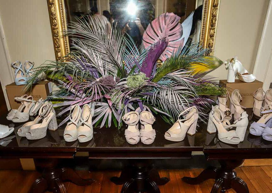 A comemorar 20 anos de carreira, Gio Rodrigues lança coleção de sapatos 100% personalizáveis