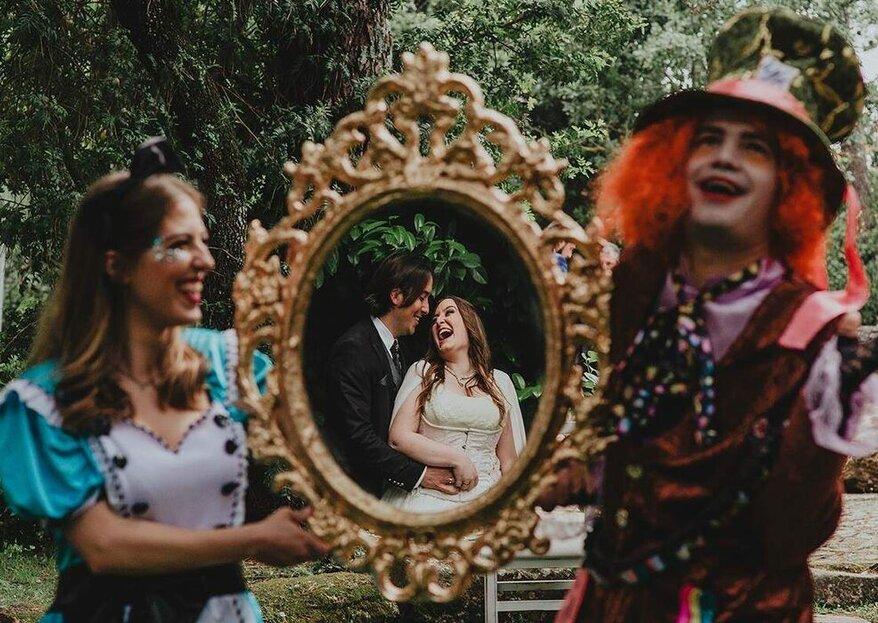 Aspetos a ter em conta no momento de escolher a animação do seu casamento