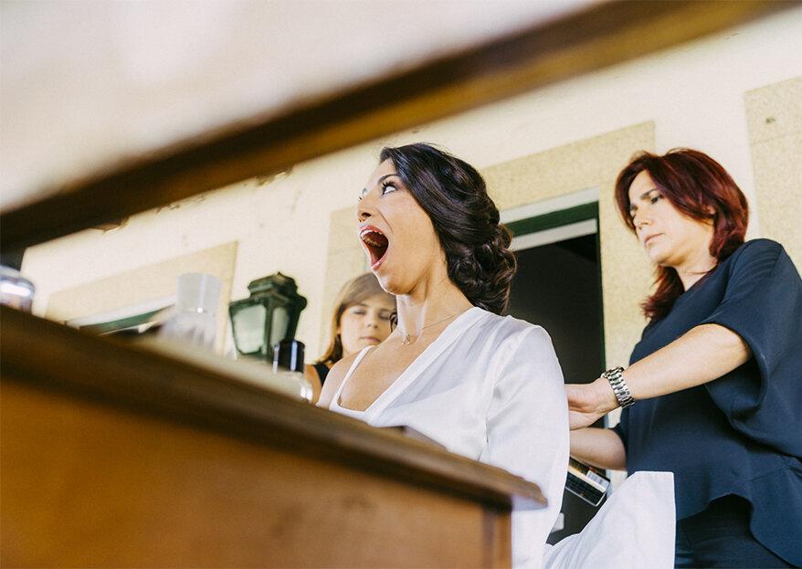 A verdadeira importância do momento da preparação da noiva!