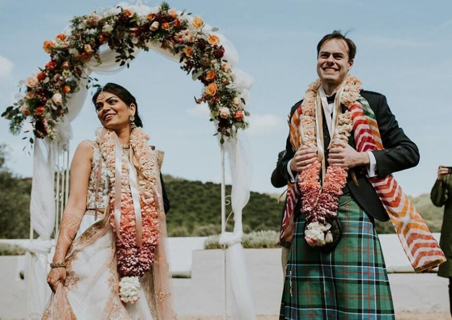 10 situações que vai agradecer ter previsto na organização da sua boda