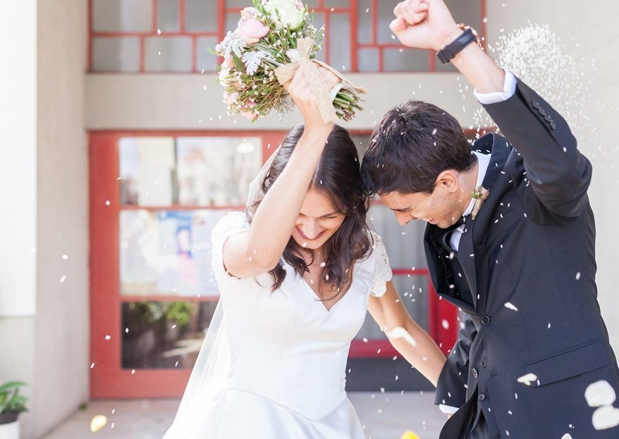 6 coisas que esquecerá se não contar com a ajuda de um wedding planner no seu casamento.