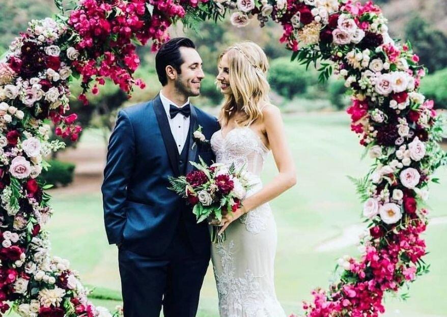 10 Detalhes de Deco para usar no seu casamento!