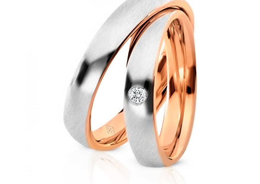 Alianças de casamento: com ou sem diamantes?