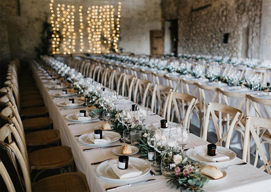 11 dos melhores restaurantes para celebrarem o vosso casamento em Lisboa