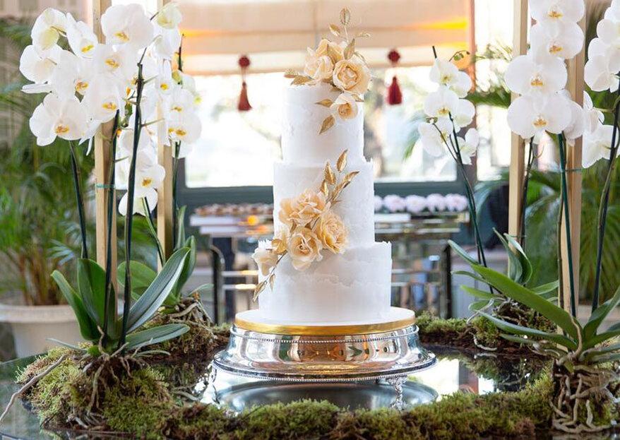Rui Valente Cake Design: uma experiência sensorial inesquecível...