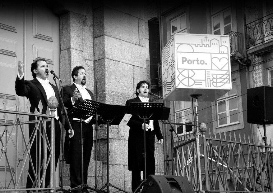 Opera Intermezzo: um conceito inovador que alia música, teatro e surpresa ao seu casamento