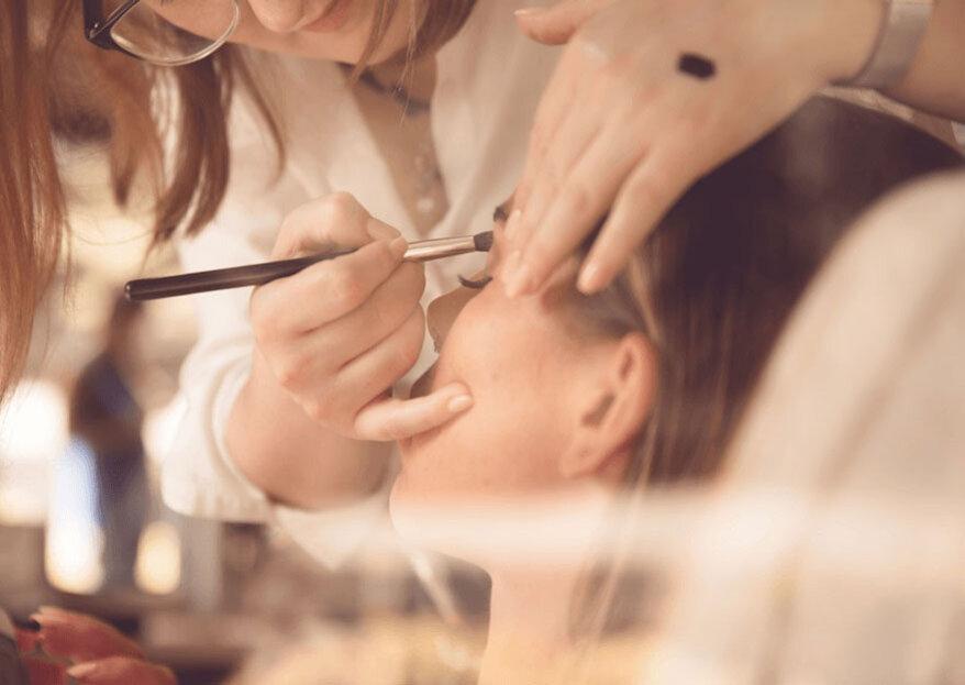 Realce a sua beleza com Andreia Pereira Makeup and Hair e case como sempre sonhou