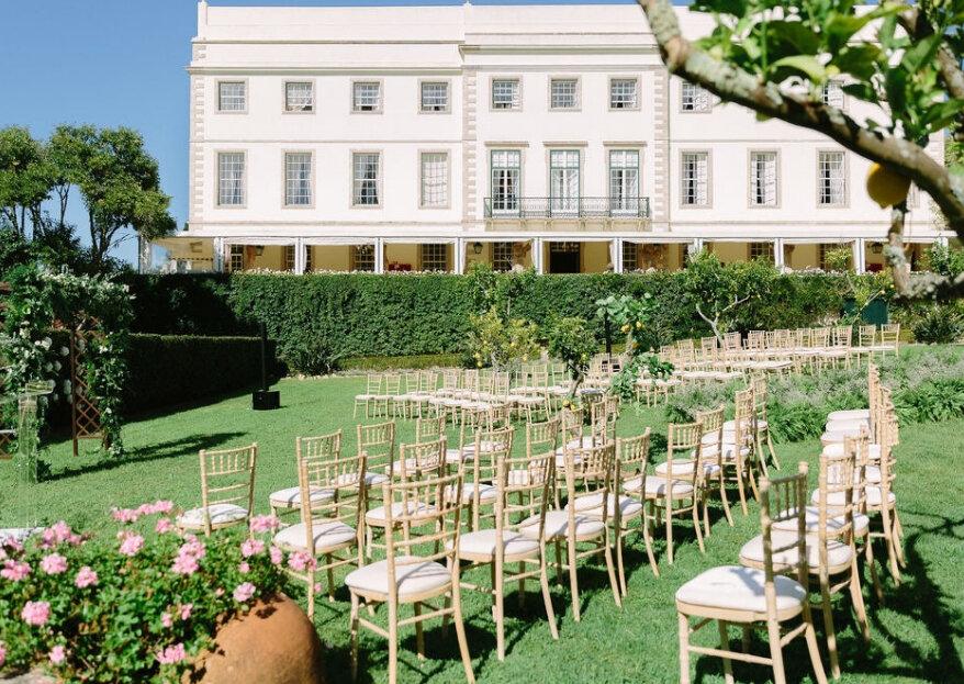 Casar em Portugal: o palco para um destination wedding de sonho!