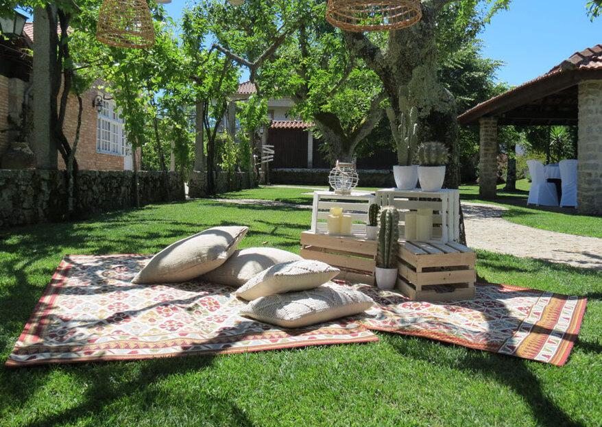 Quinta do Amorinho: um espaço tranquilo e verdejante com o serviço de excelência do norte do país