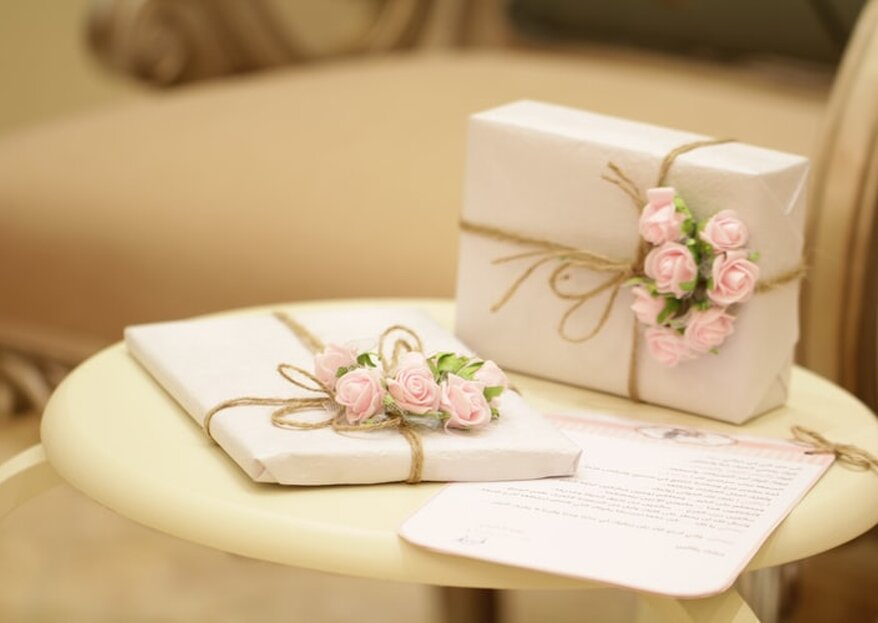 Lembranças de Casamento Solidárias