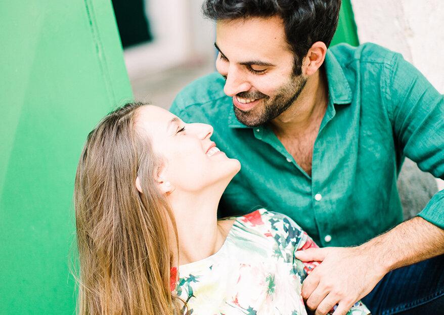 As 15 promessas que os noivos devem fazer um ao outro