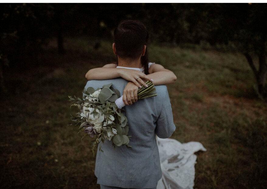 A bucket list do seu casamento: tudo o que os noivos devem ambicionar!