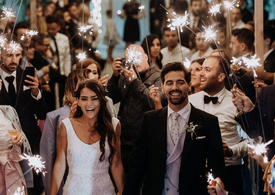 Transforme os seus sonhos em realidade com os superpoderes destes wedding planners