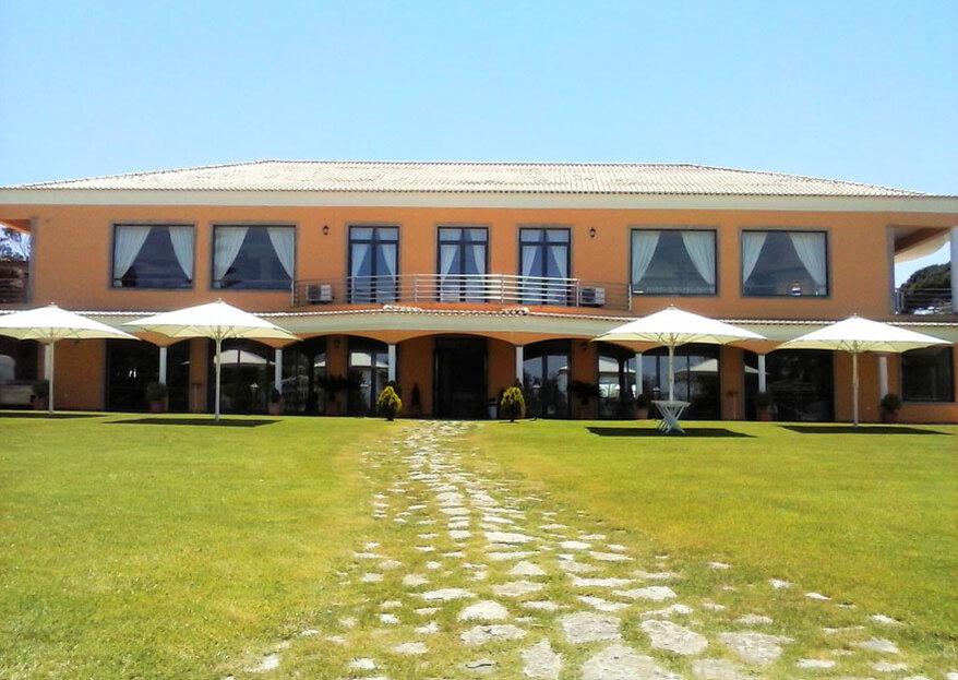 Quinta Pinhal das Confreirias: natureza, conforto e serviço de topo com a Serra de Sintra como testemunha