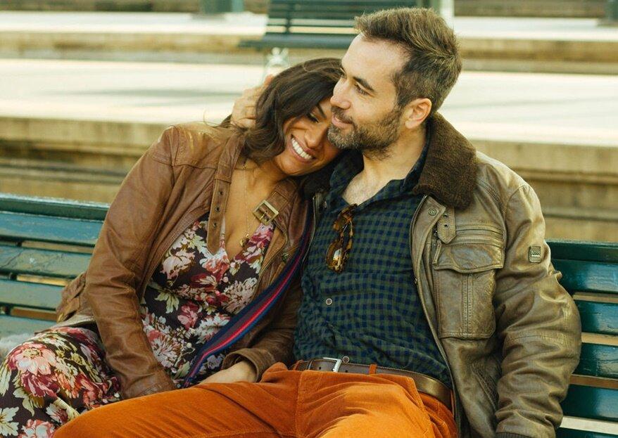 Dia dos Namorados está a chegar: inspire-se nas sessões mais românticas de casais!