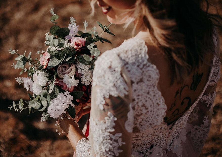 Fotos e vídeos de casamentos originais para surpreender todos os seus convidados