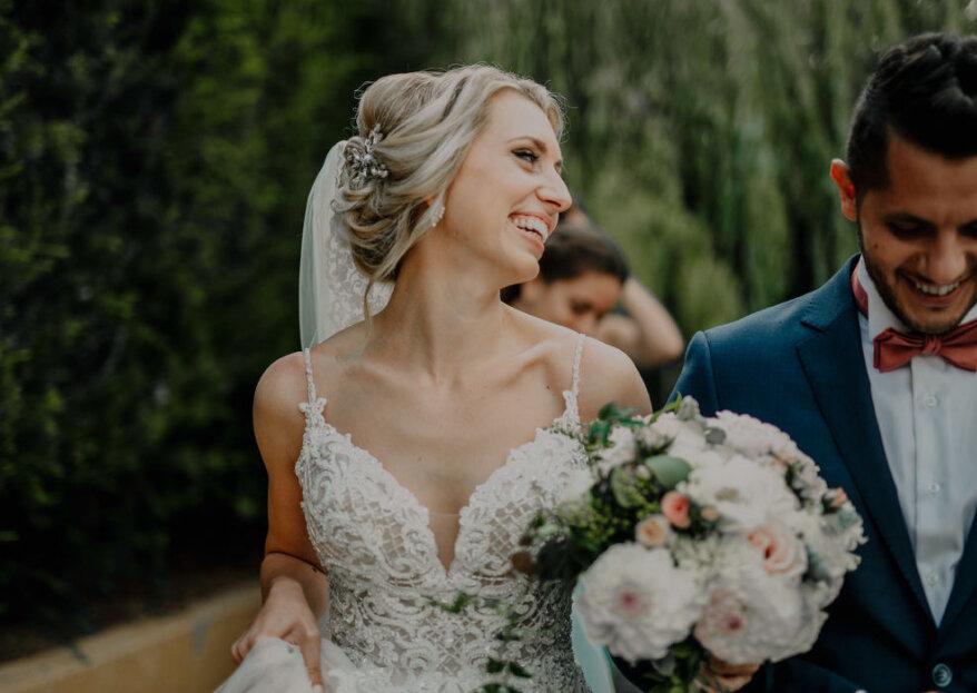 6 conselhos para escapar ilesa dos preparativos do seu casamento