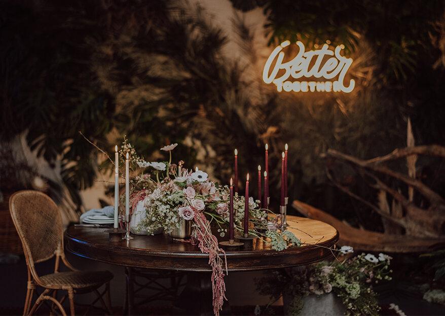 Como decorar o seu casamento no inverno em 5 passos