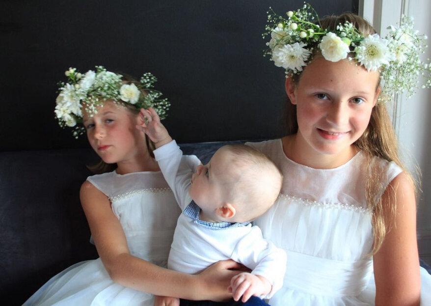 Karla Lamounier: O toque floral que enche a sua boda de alegria