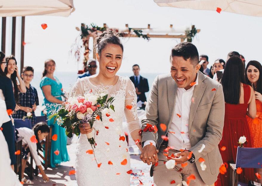 Os contratempos no casamento, os seus melhores aliados para uma celebração perfeita