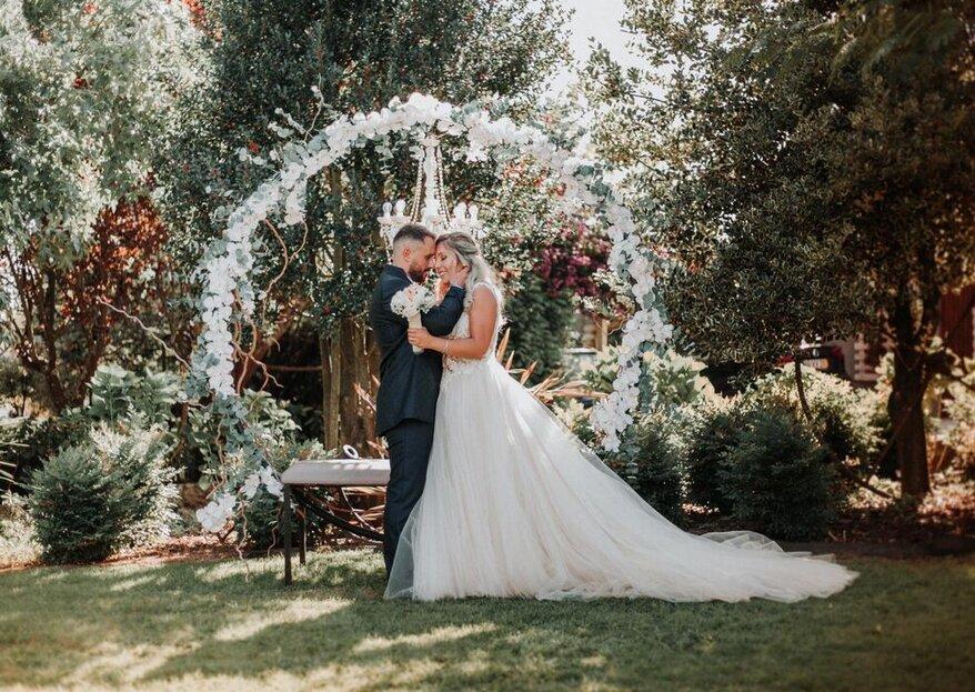 Os espaços de casamento onde a magia acontece: viva a sua paixão aqui!